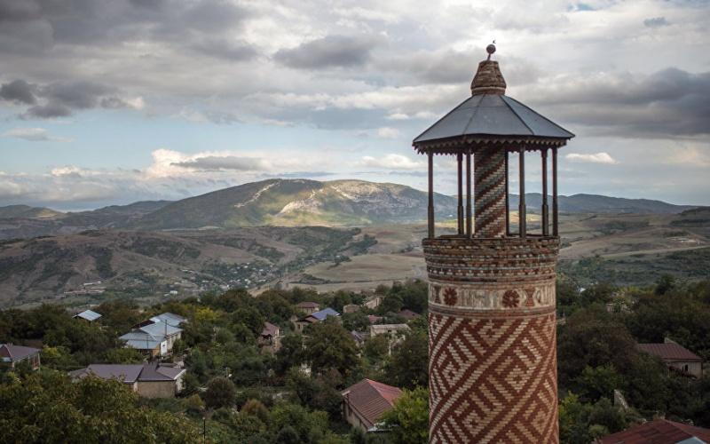 PUTIN & ERDOGAN: Discuss regional cooperation in Karabakh