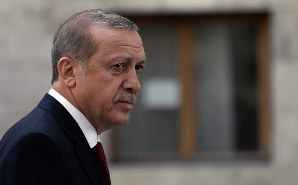 Erdogan sees himself as an Ally of Europe