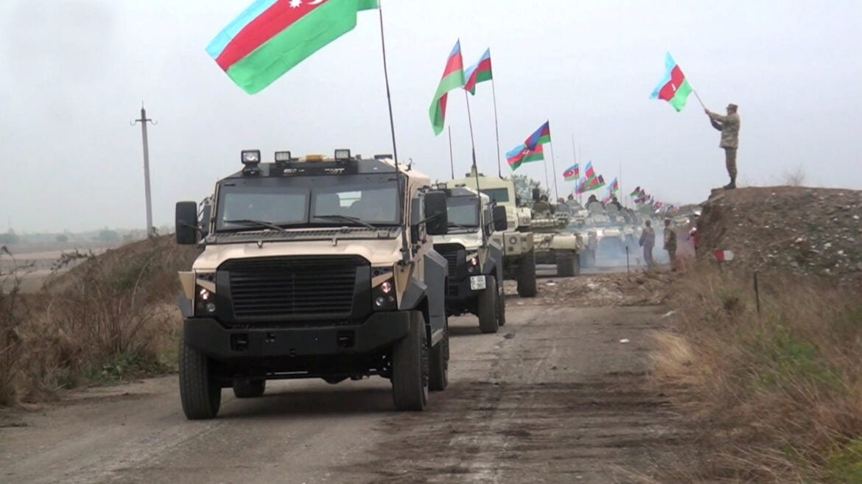 Azerbaijan Entered Kalbajar region Left by Armenian Troops