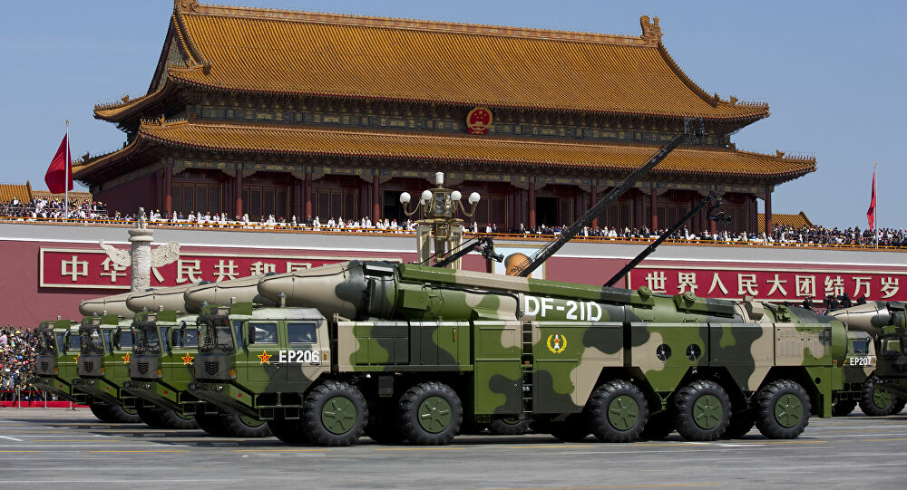 Chinese 'Aircraft-Carrier Killer' Missiles Hit Target – Message to the USA