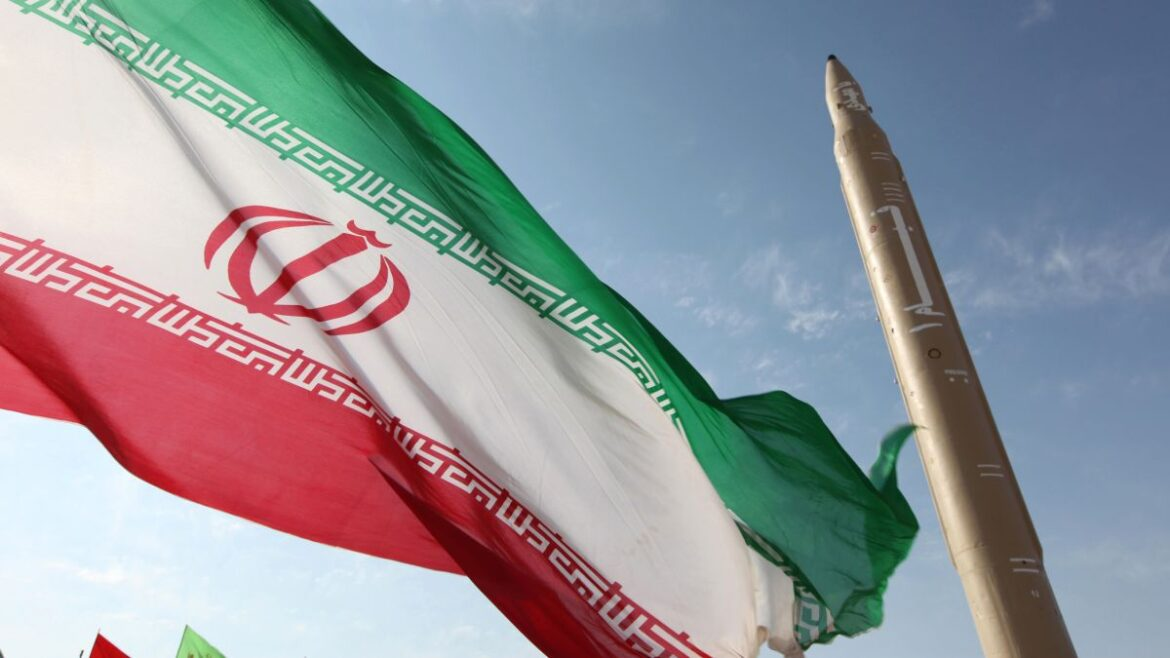 IRAN STRIKES BACK – Lawmakers want to restart nuclear weapons program