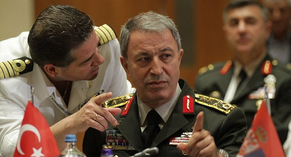 Turkey sent troops to Nagorno-Karabakh