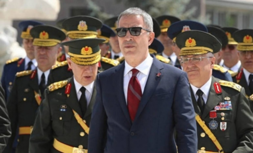 Turkish MoD threatens Greece and Libyan National Army