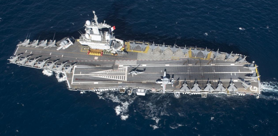 France planning to build a new nuclear-powered aircraft carrier