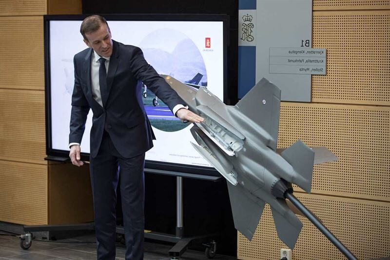 NORWEGIAN COMPANY TO SUPPLY JAPANESE F35 WITH JSM