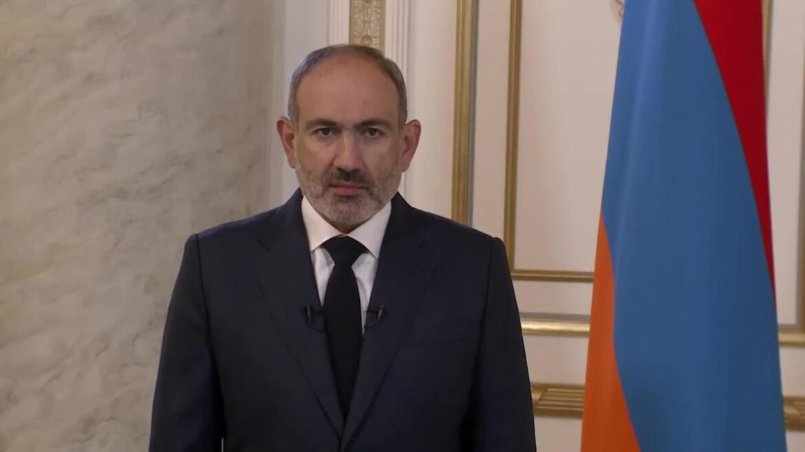 """Turkish special forces were involved in the Azerbaijani attack"" the Armenian Prime Minister stated"