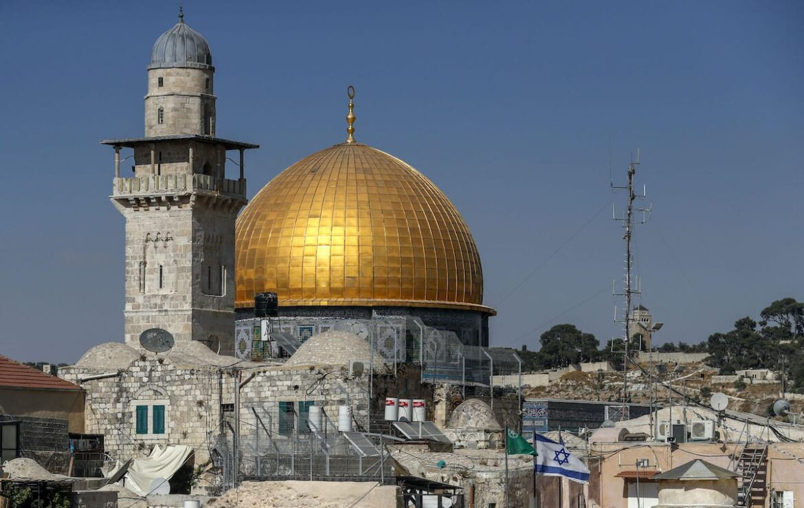 Jordan condemns Israel over Dome of the Rock repairs