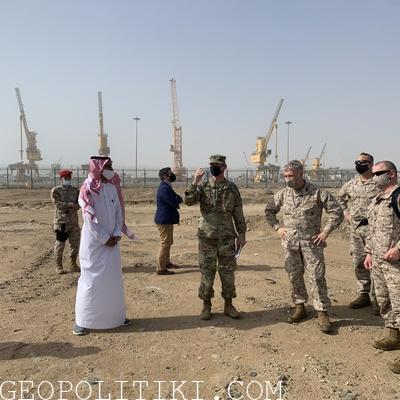 Saudis Expanding US Military Access to Airfields, Port, to Counter Iran