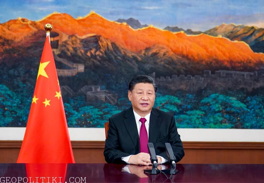 Xi Jinping Urges World to Reject 'New Cold War', Tackle COVID-19, Global Crises at WEF 2021 in Davos