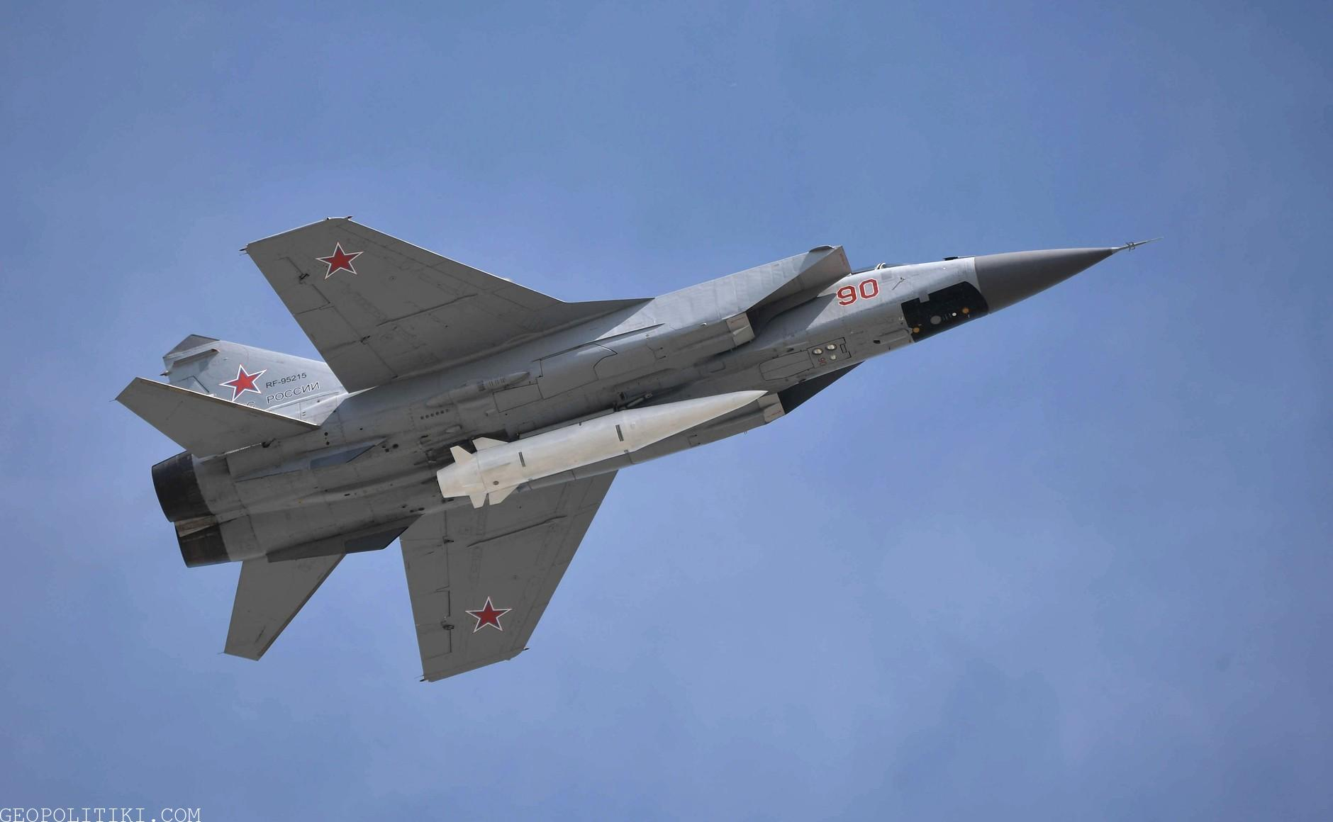 Russia will significantly increase its hypersonic missile arsenal