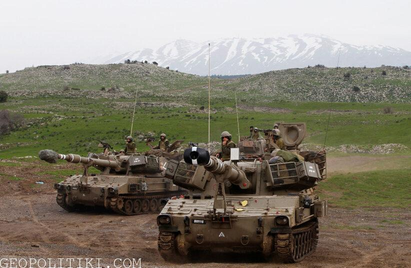 "ISRAEL RESPONDS TO USA: ""The Golan Heights are and will remain Israeli territory"""