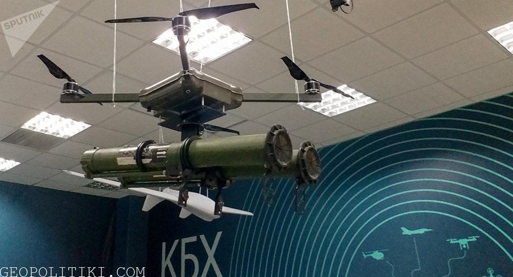 Armenia is manufacturing domestic offensive UAVs