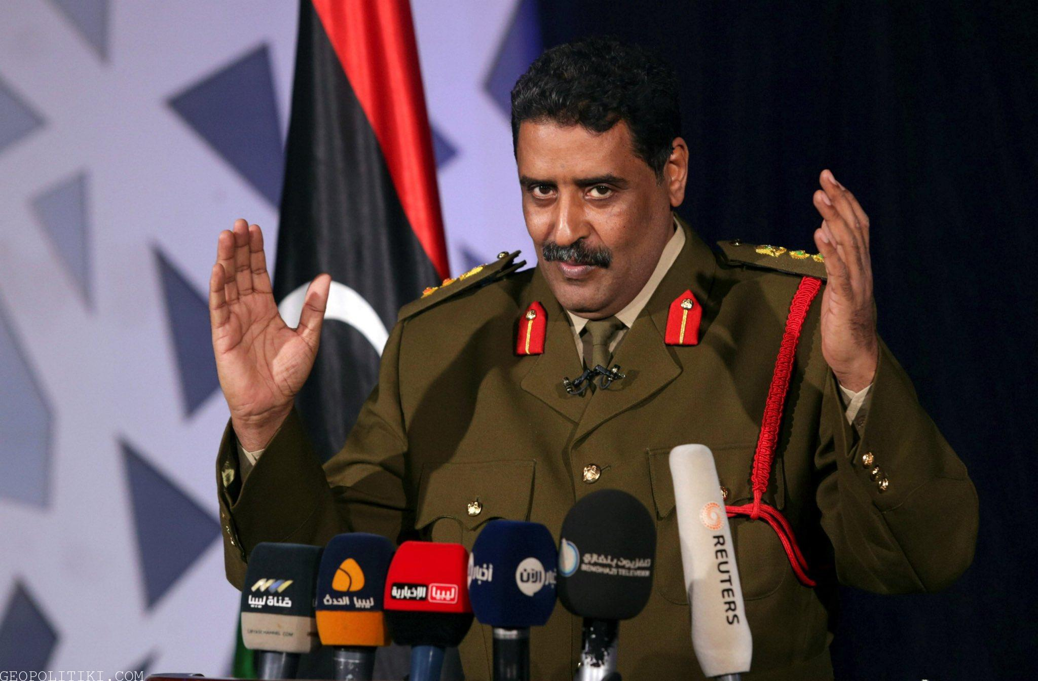 LNA denies the presence of Russians in Libya – Big steps towards unification