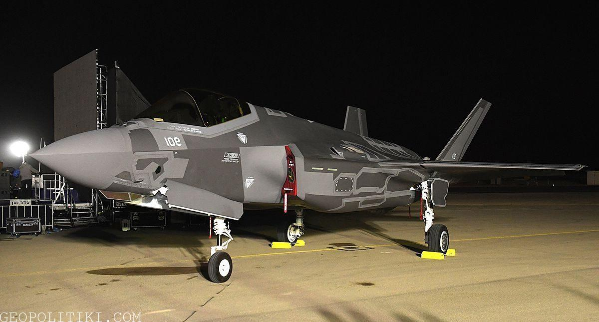 Israeli Air Force to supply more F-35 & KC-46