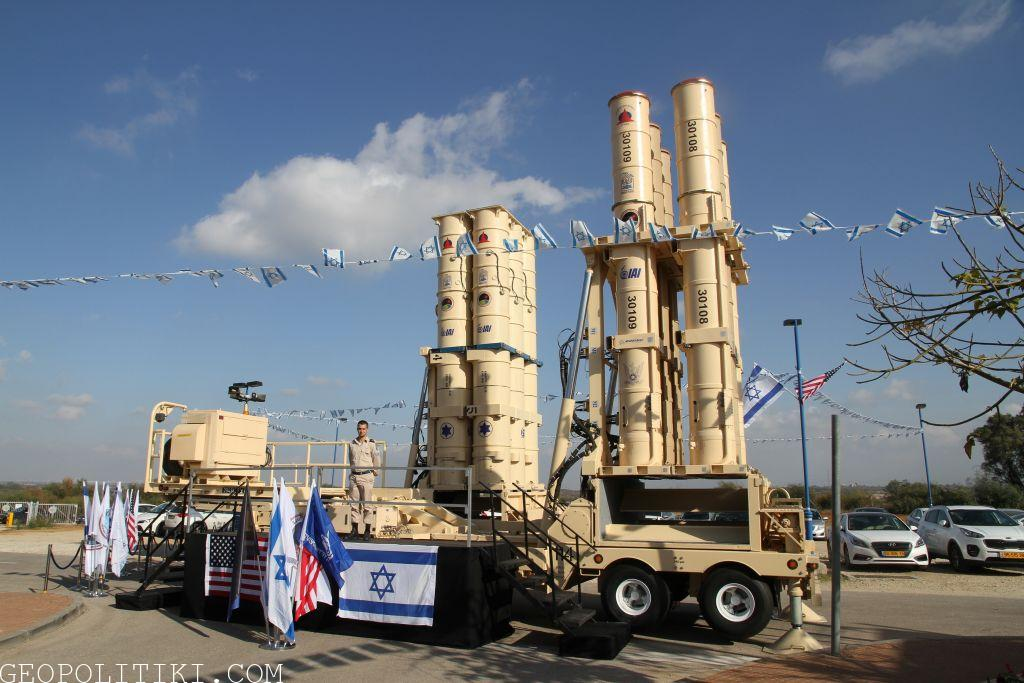 "NEW US-ISRAEL ANTI-AIRCRAFT SYSTEM: ""Arrow 4"" is the answer to Iran"