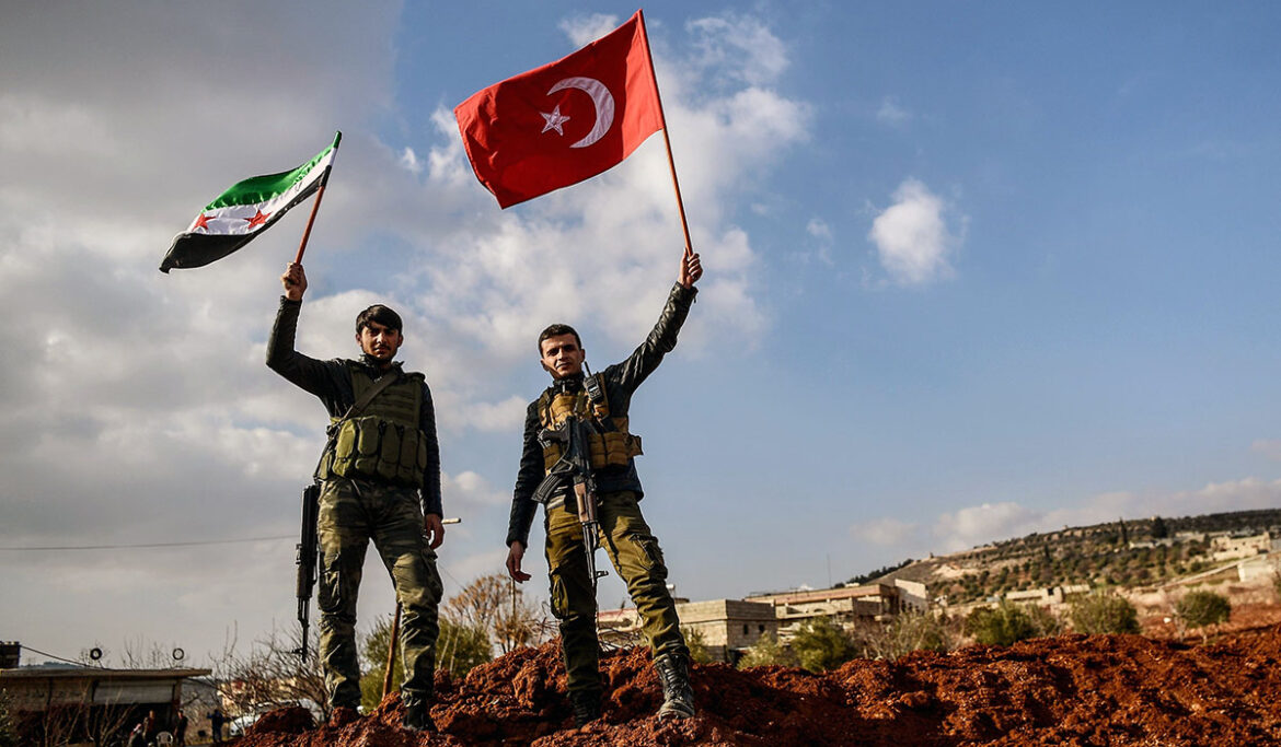 Turkish-backed fighters kill each other over other people's homes – SYRIA