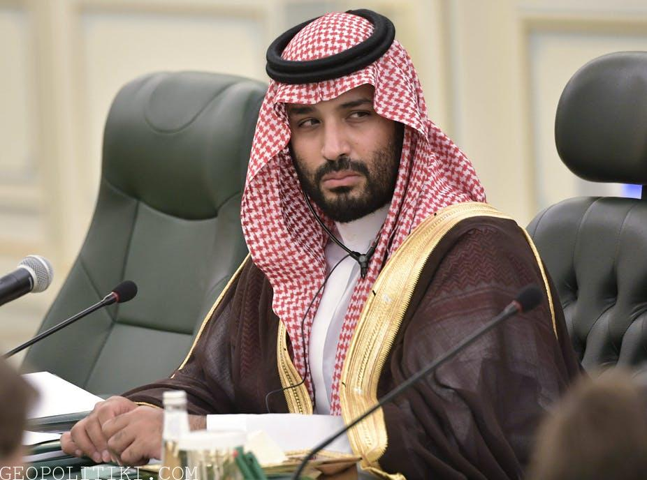 Saudi official denies meeting between Netanyahu & Crown Prince Salman