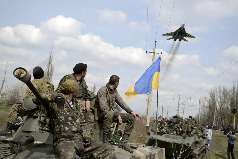 Heavy fire exchanges in Ukraine | DONBASS