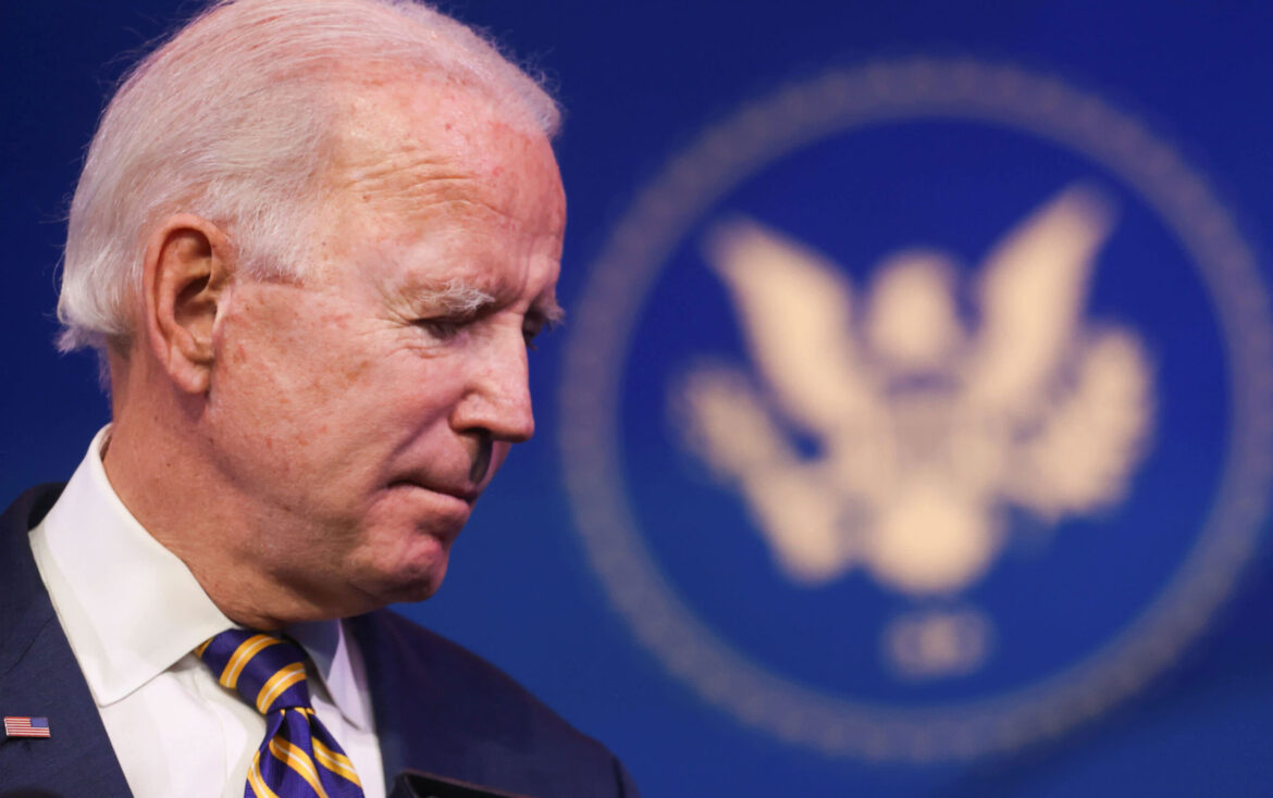 "Biden pledge to ""protect"" Ukraine against Russian aggression"