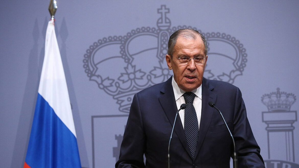 """""""We will respond to any hostile move against Russia"""" Lavrov's statement about the U.S."""