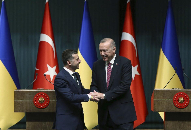"""Erdogan provokes Putin: """"We support Ukraine against Russia"""""""
