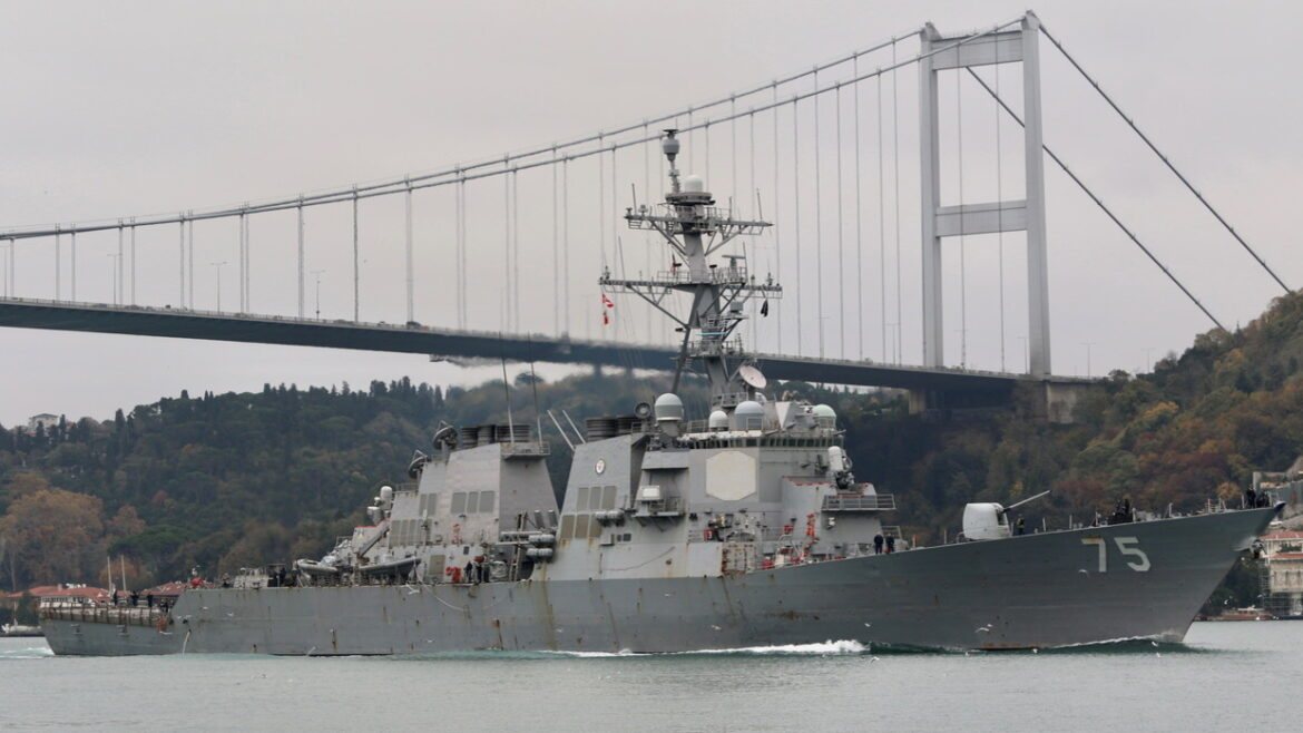 US provokes Russia: USS Donald Cook & Roosevelt to enter the Black Sea