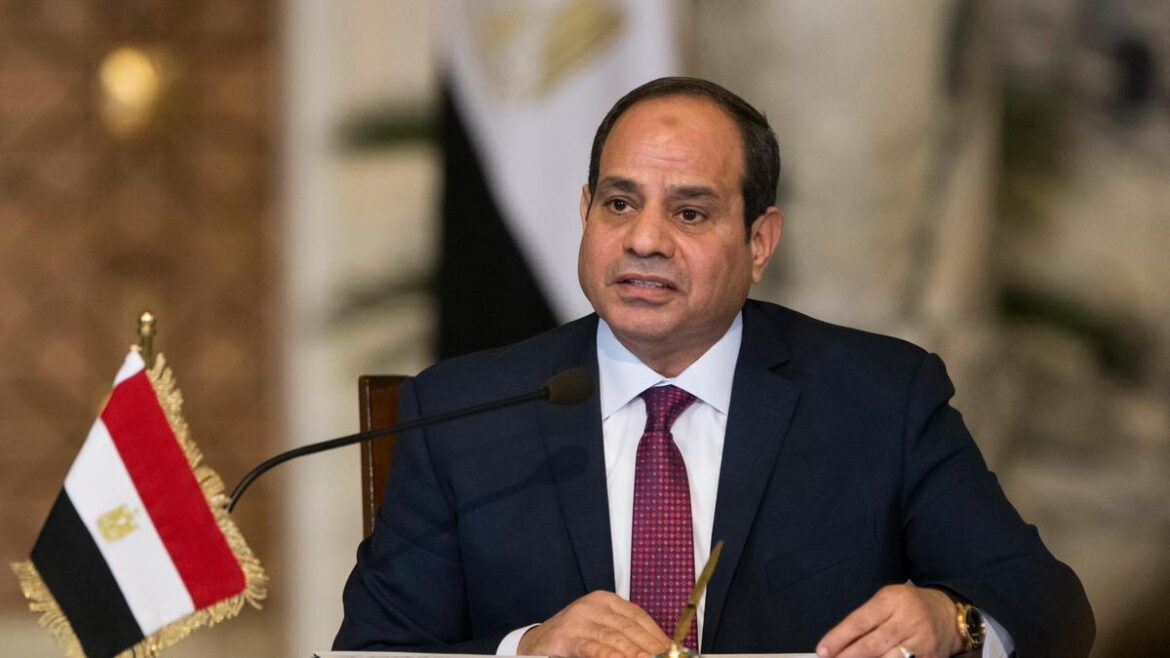 Egypt suspended normalization talks with Turkey