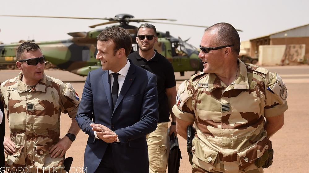 Greece preparing to actively join Sahel anti-terror ops