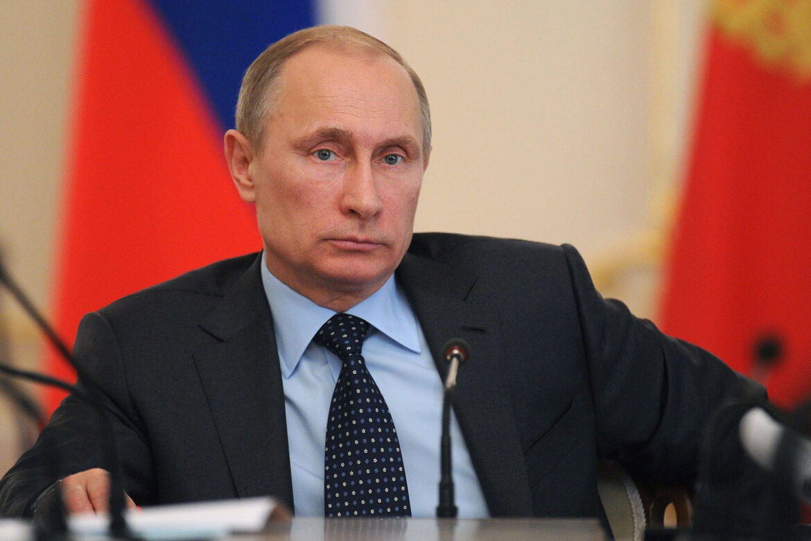 """Putin's message: """"If anyone crosses Russia's red lines will regret it"""""""