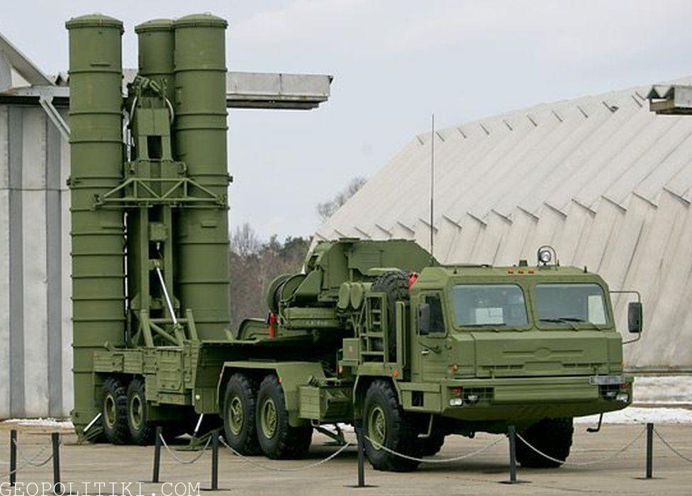 Russian S-400s move to the border with Ukraine according to video