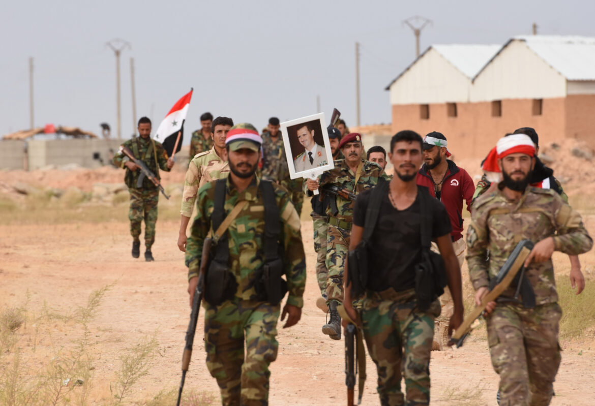 Clashes in Idlib: The Syrian Arab Army repelled an attack