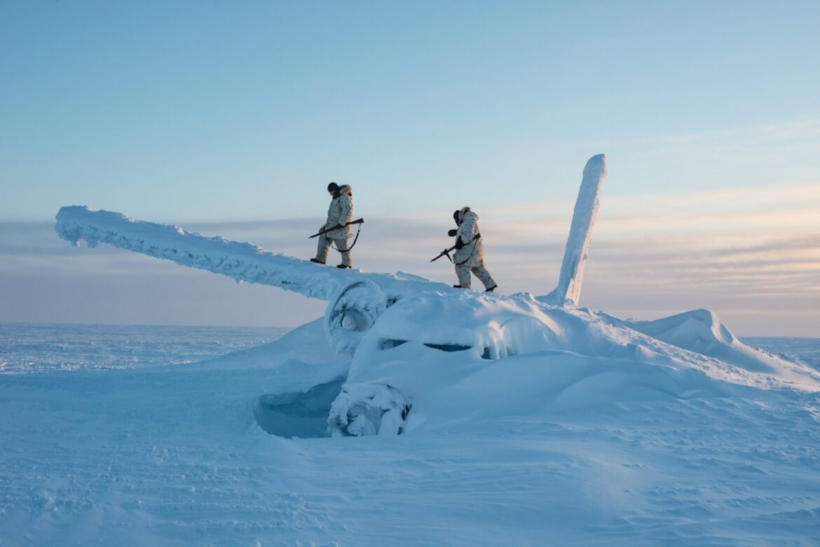 The 'Cold War' of the Arctic starts to take shape
