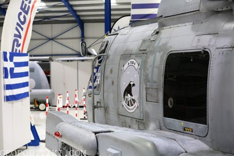 Hellenic Navy's first repaired S-70 is combat-ready