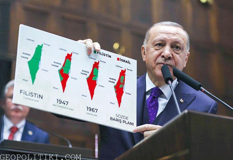 URGENT: Erdogan's plan for Jerusalem against Israel