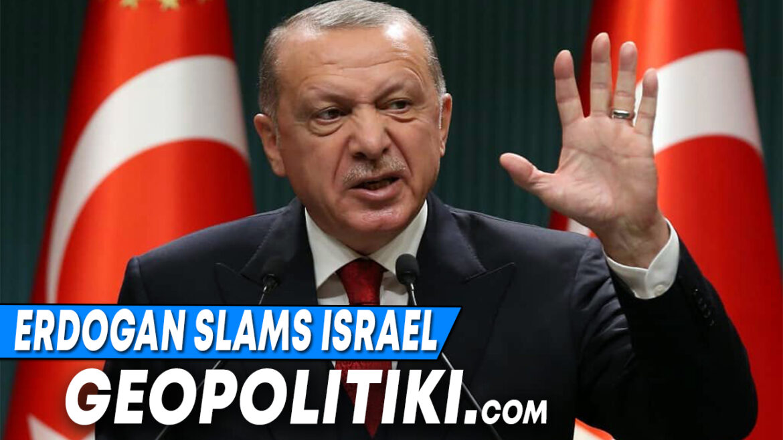 BREAKING: Erdogan threatens Israel as strikes on Gaza continue
