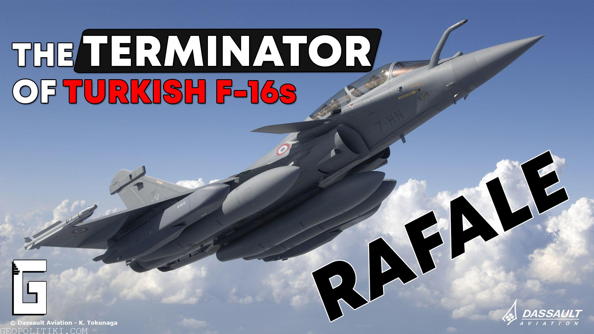 GREEK RAFALE ARMED WITH METEOR: The Terminators of the Turkish F16s