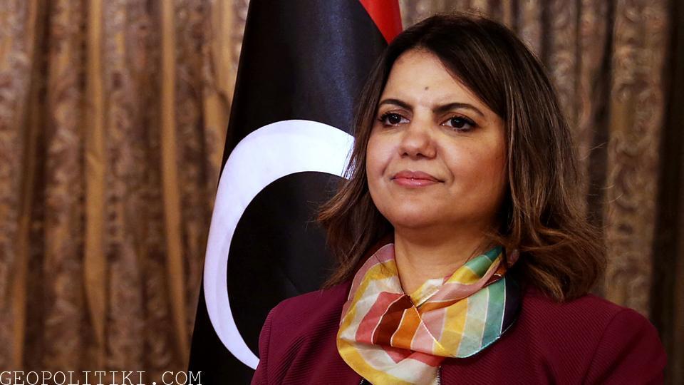 LIBYA: Mercenaries threaten Libyan Foreign Minister