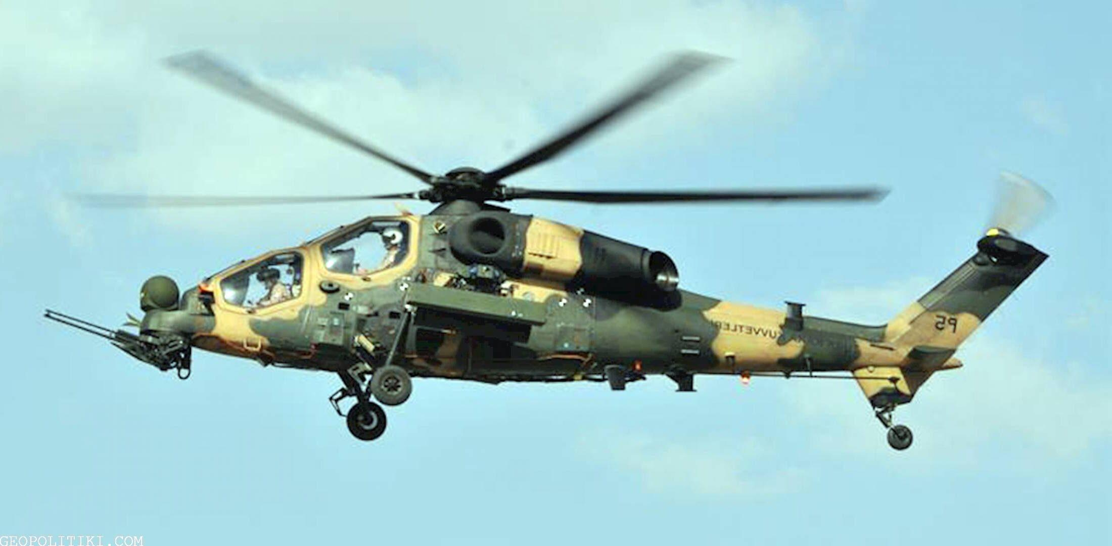 NEW INFO: Philippines buys 6 Turkish T-129 ATAK attack helicopters