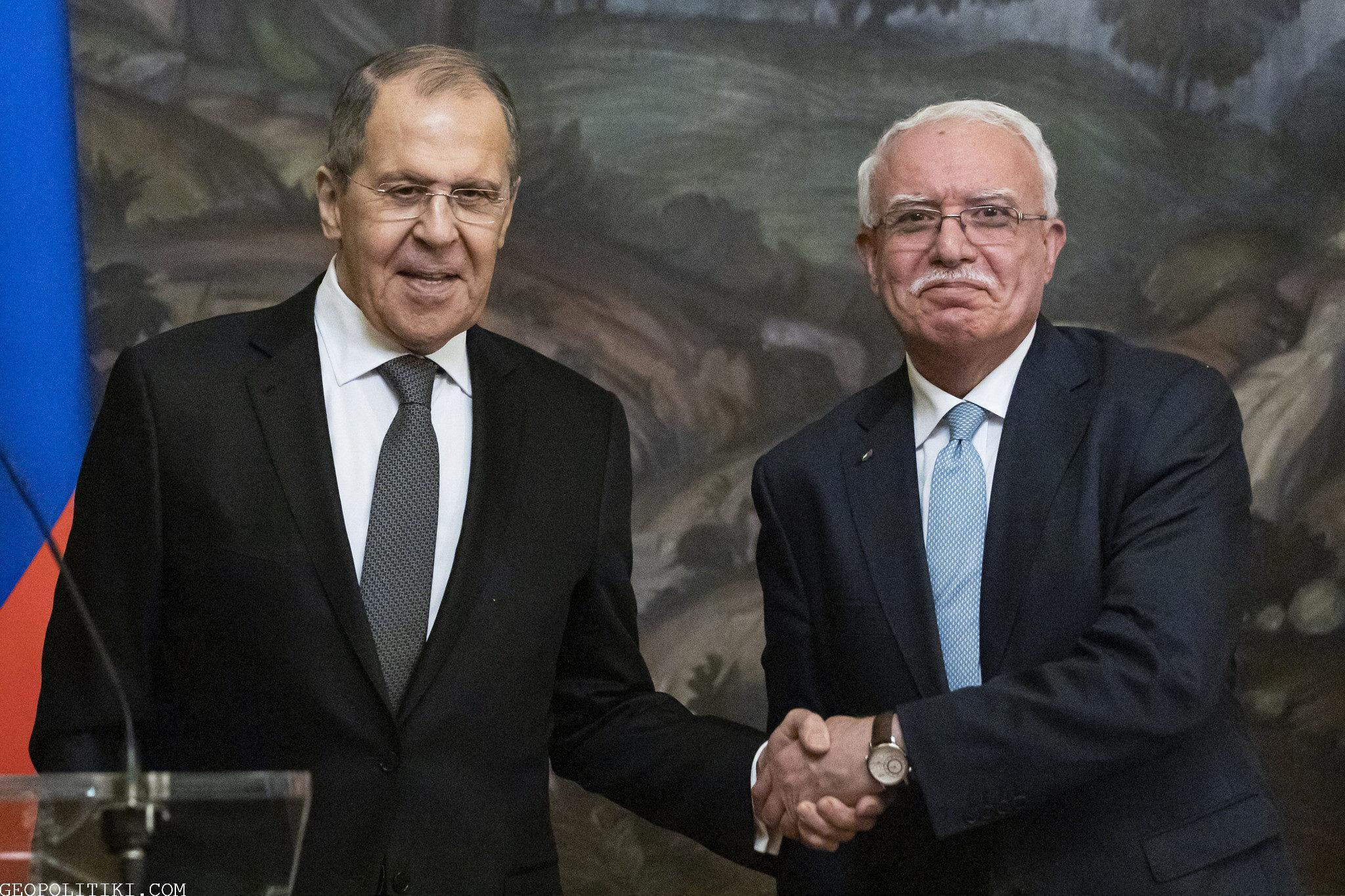 Russia ready to back direct talks between Israel & Palestine