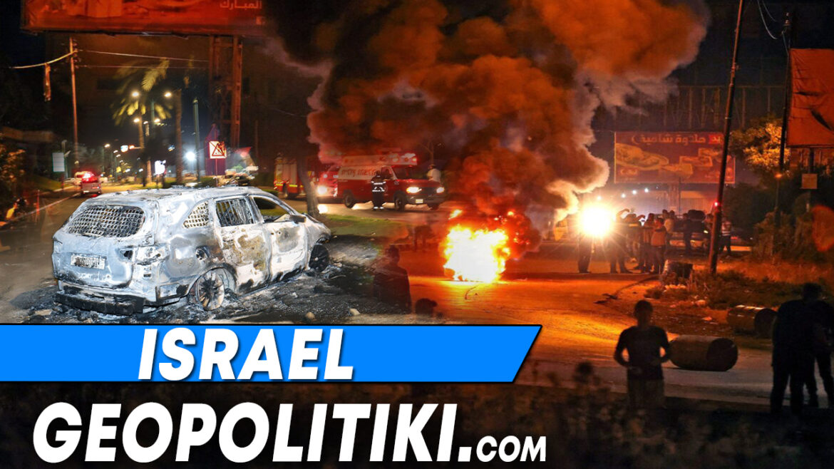 Riots against Jewish civilians in Arab-Israeli city – Mayor called for military intervention