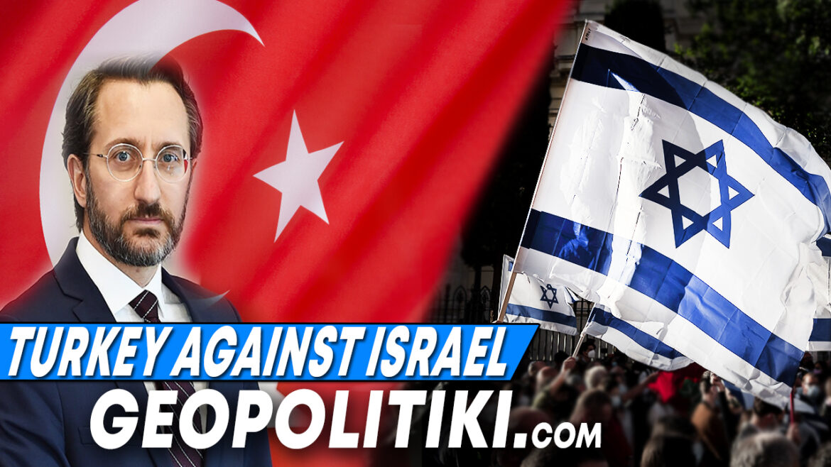 Turkey is nervous with the Israeli attacks against Hamas