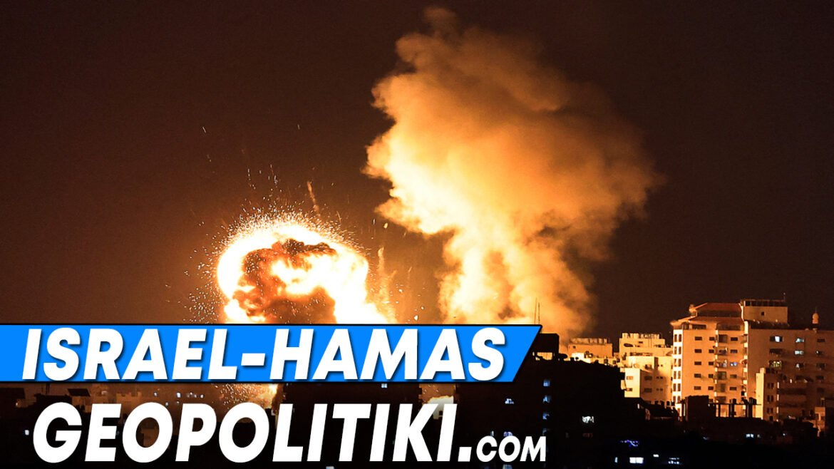 Israel-Hamas conflict out of control – Neither side is backing down