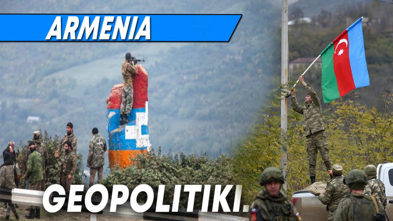 URGENT: Azerbaijani troops opened fire into Armenian territory