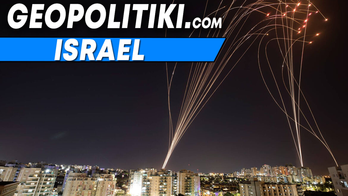BREAKING: HORRIFYING ATTACK – Gaza targeted Israel with more than 350 rockets