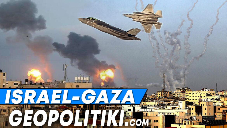 Gaza's new rocket barrage against Israel – IAF hit members of the Hamas leadership