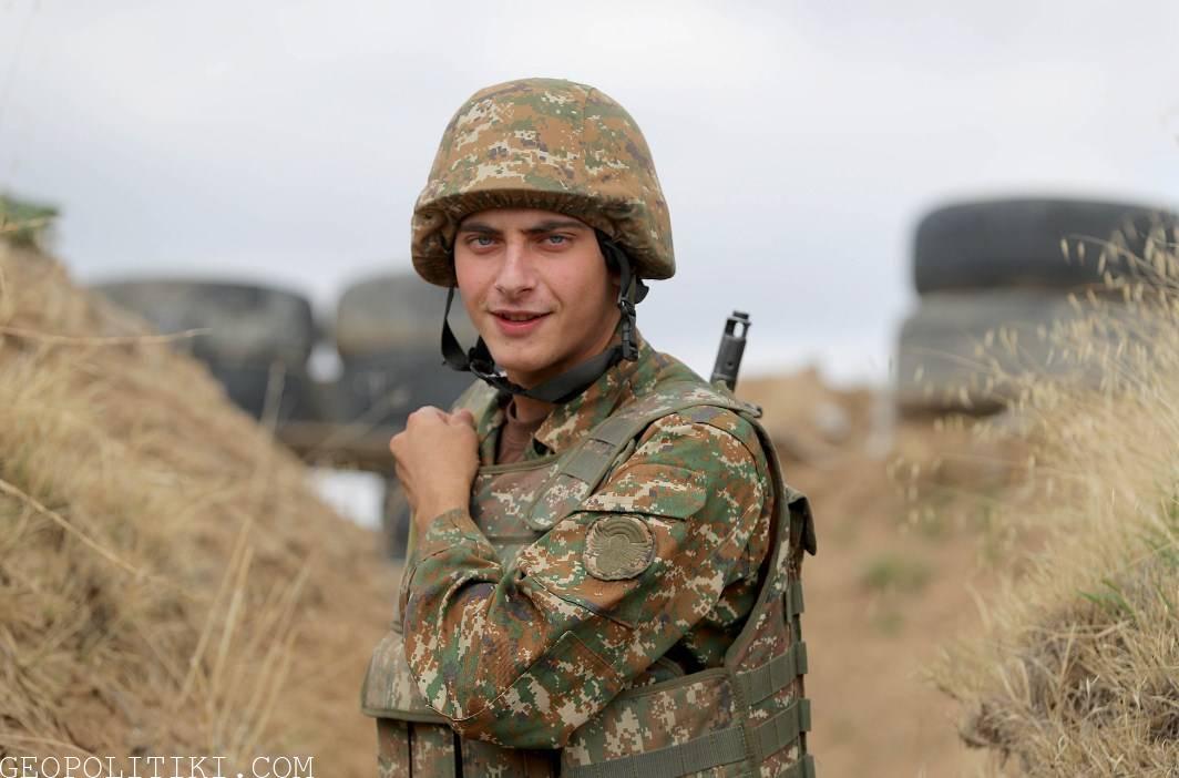 "WAR DRUMS: Macron to Azeris ""GET OUT OF ARMENIA NOW"""