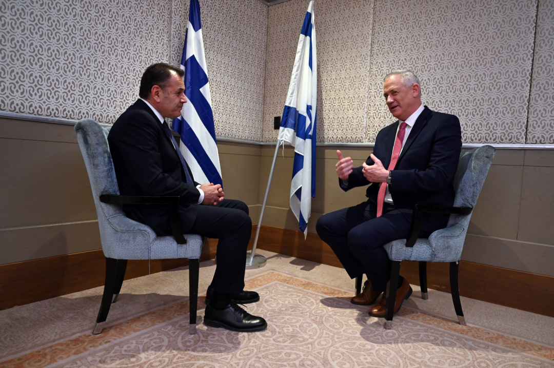 Greece & Israel enjoy excellent relations even with the new gov
