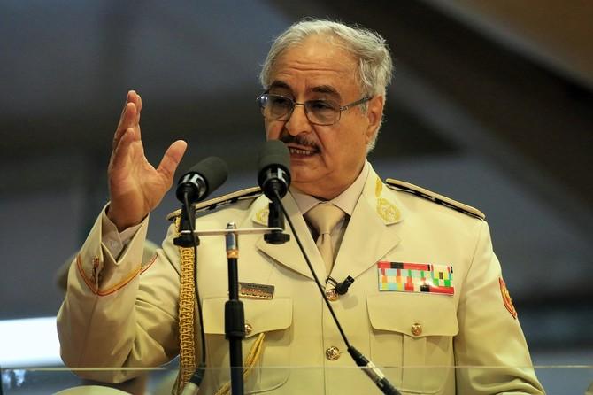BREAKING: Haftar closes the Libyan borders with Algeria