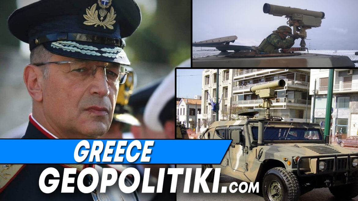 NEW ARMAMENTS: IFF and KORNET-E supplies for the Greek armed forces