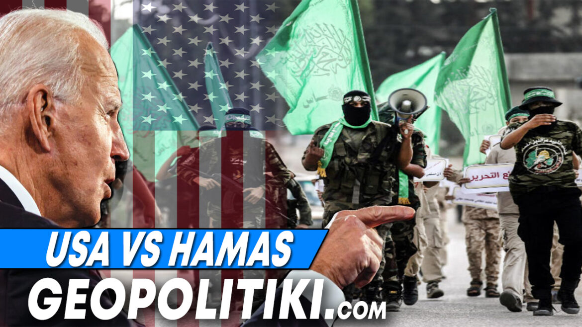 AMERICAN SUPPORT: Biden Stands by Israel and targets Hamas